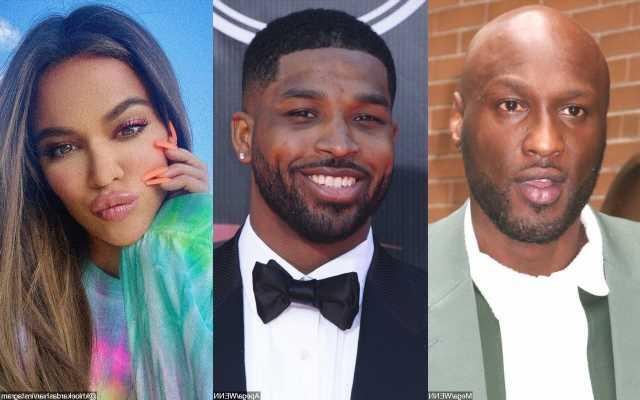 Lamar Odom Blames Tristan Thompson for Online Spat Over Khloe Kardashian's Photo