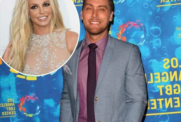 Lance Bass Says He Has 'Been Kept Away' From Britney Spears During Her Conservatorship