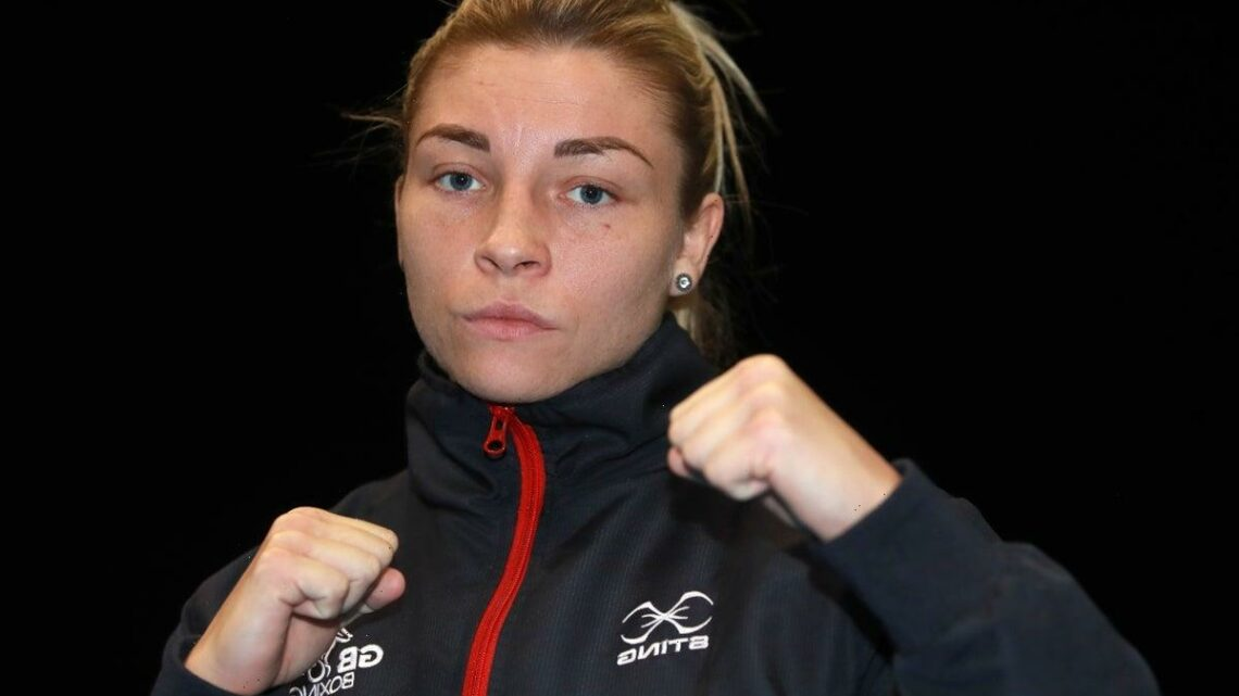 Lauren Price admits Tokyo boxing gold would top all her sporting achievements