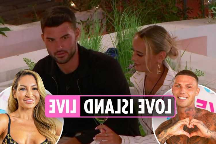 Love Island 2021 LIVE – Millie favourite to be DUMPED tonight after shock recoupling – latest news and updates