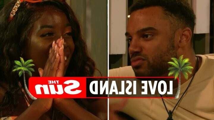 Love Island fans convinced Lucinda will steal bombshell Tyler and pie Aaron in savage twist – leaving Kaz single again