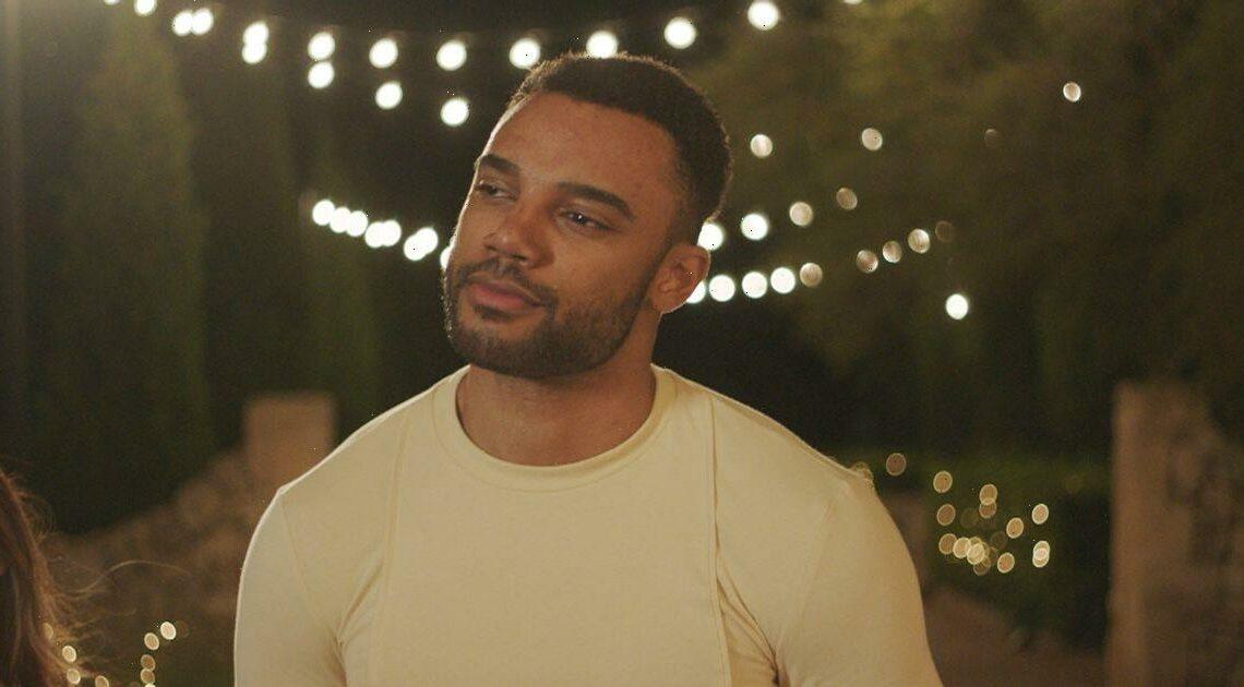 Love Island's new boy Tyler Cruickshank calls Kaz 'my missus' as they hit it off