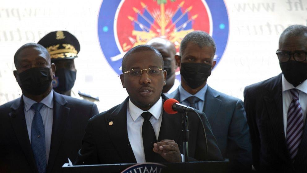 Martine Moïse, wife of slain president, returns to Haiti