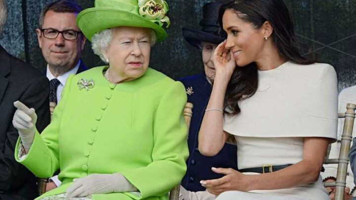 Meghan Markle struggled to understand her duty to the Queen & desperate for the 'American dream', says royal expert