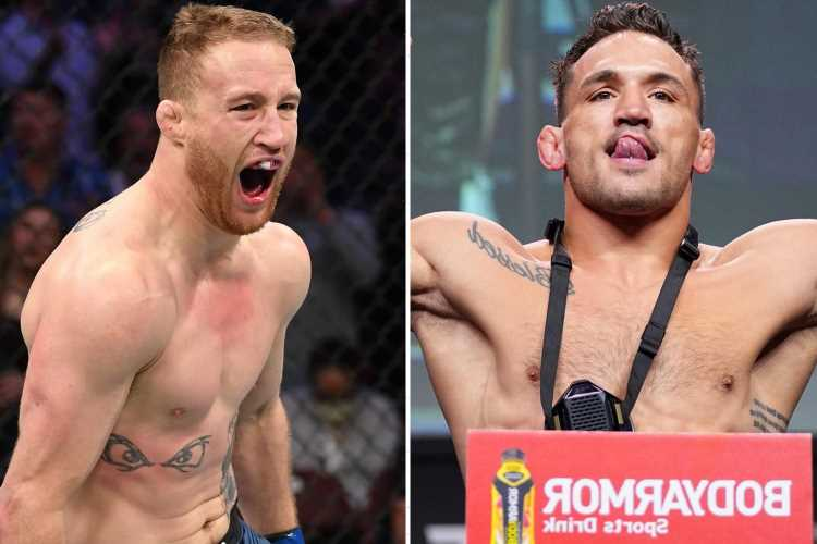 Michael Chandler to face Justin Gaethje on stacked UFC 268 card topped by Kamaru Usman vs Colby Covington 2 grudge match