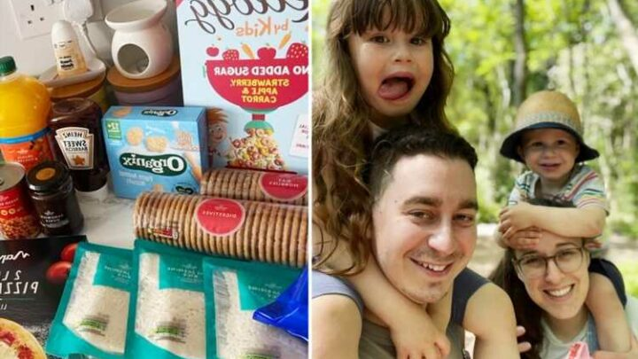 Mum reveals how she can feed her whole family for just £4 a DAY when on a budget – and gives top tips to save YOU money