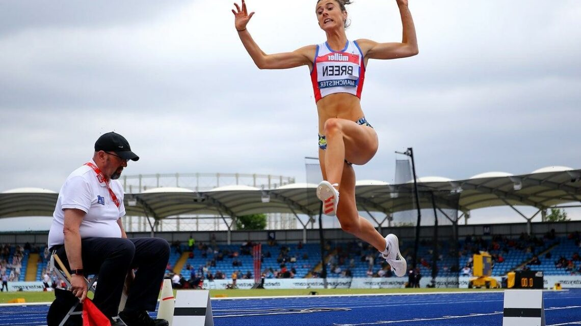 Olivia Breen: British Paralympian left 'speechless' after being told her briefs were too short and 'revealing'
