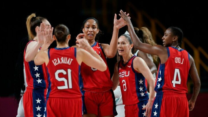 Olympics 2021 live updates: Fifty in a row for U.S. women's hoops, plus more from Tokyo