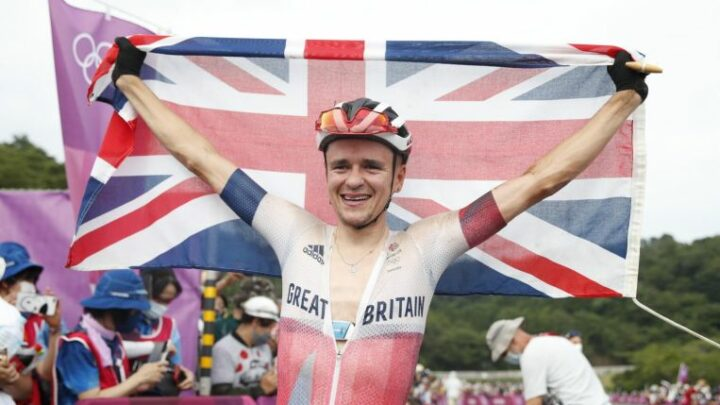 Olympics: Britain's Tom Pidcock storms to mountain bike cross-country gold
