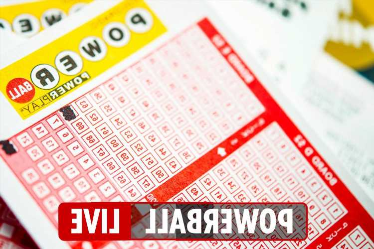Powerball results LIVE: Winning numbers for Wednesday, July 14 – $137million jackpot