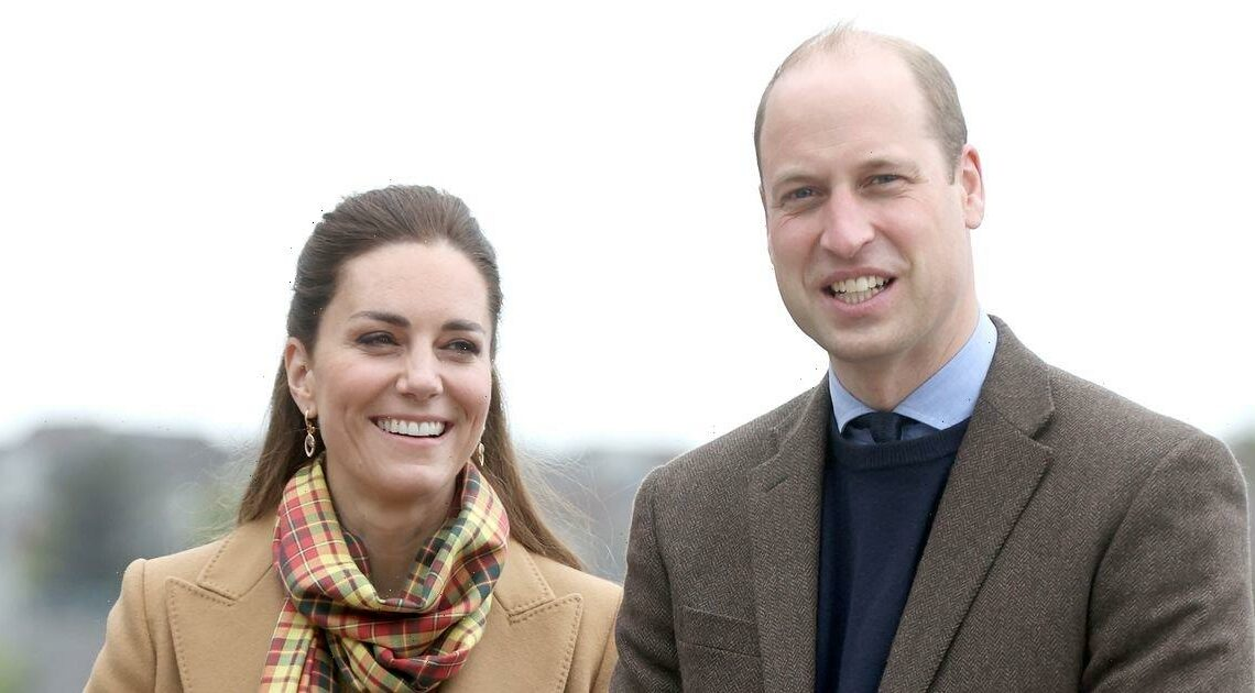 Prince William and Kate Middleton give glimpse of garden furniture at Kensington Palace