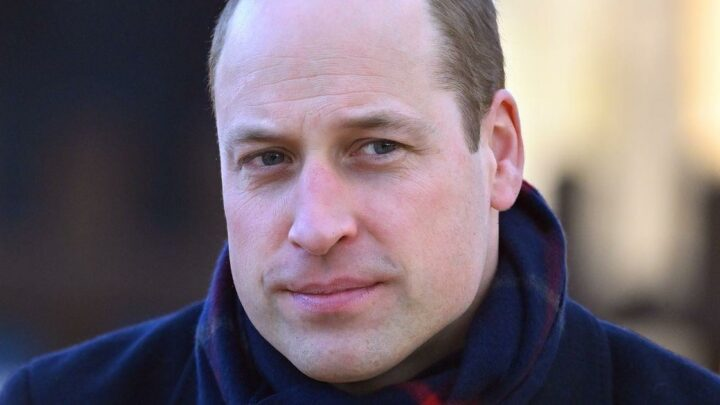 Prince William delights royal fans as he takes to Twitter to send personal tweet