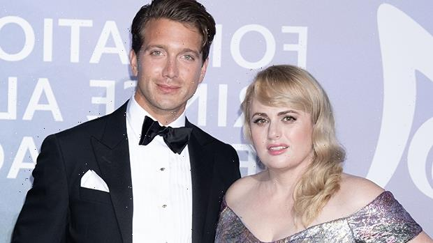 Rebel Wilson Sunbathes In A Low-Cut Swimsuit & Her Ex Jacob Busch Is Here For It
