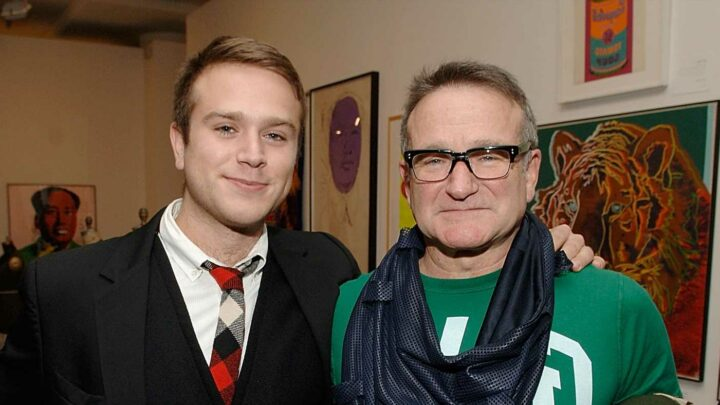 Robin Williams' son marks late comic's 70th birthday, plus more news