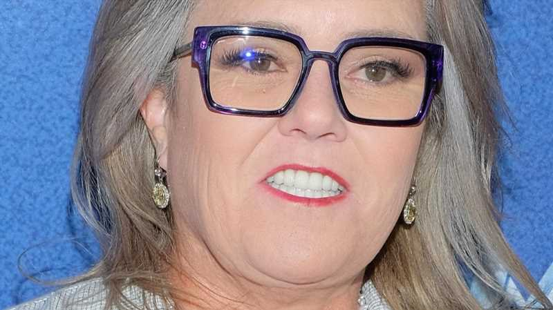 Rosie O'Donnell Shares Her Thoughts On A Possible Talk Show Reboot