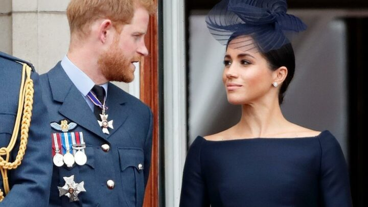 Royal Watcher Claims 'The Crown' Will Detail Meghan and Harry's Royal Exit, Bringing Netflix Show to 'a Whole New Level'
