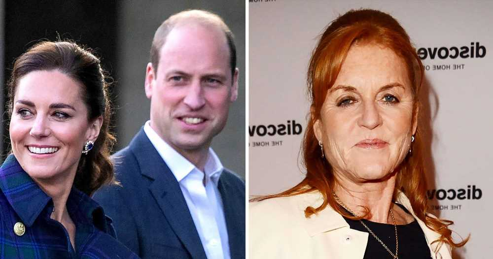 Sarah Ferguson Felt Unworthy After Prince William, Duchess Kate Wedding Snub