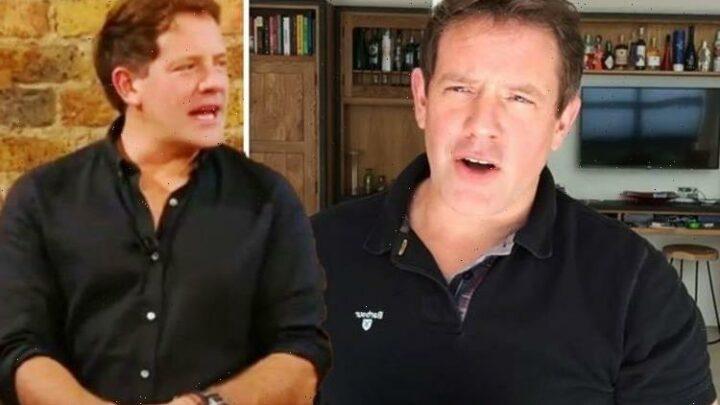 Saturday Kitchen host Matt Tebbutt talks 'taking step back' from running his pub for TV