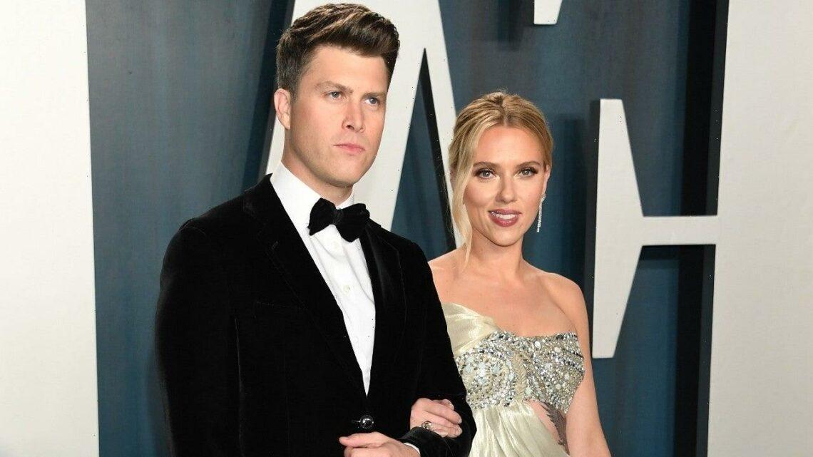 Scarlett Johansson Details Her Wedding to Colin Jost Amid Pandemic