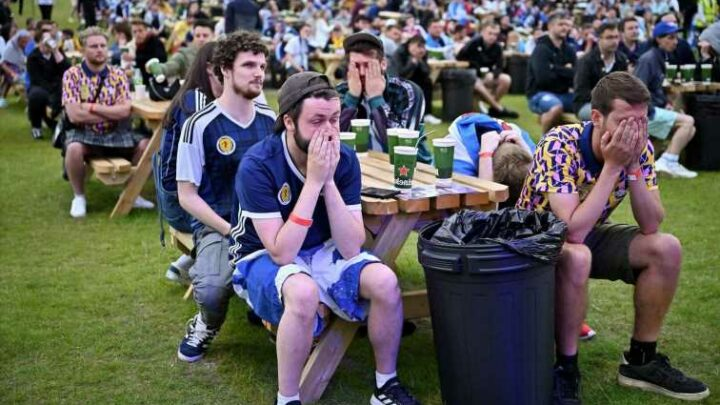 Scotland would NOT get day off if England given bank holiday for Euro 2020 final win