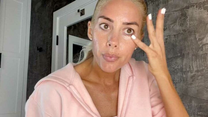 Selling Sunset's Heather Rae Young Shows Us How She Gets Her Beauty Sleep