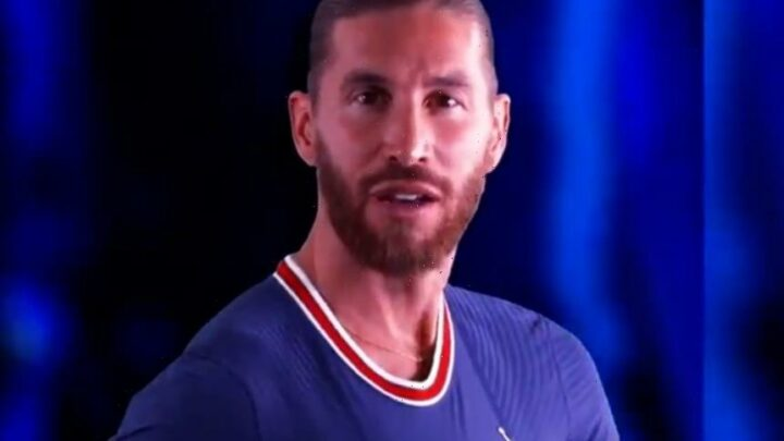 Sergio Ramos signs for PSG on free transfer after bungling French giants accidentally announce move day early
