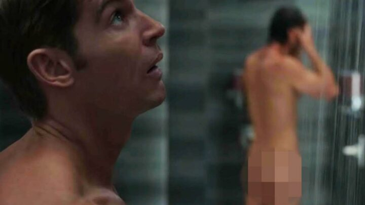 Sex/Life fans call out major blunder with full-frontal nudity in Netflix shower scene