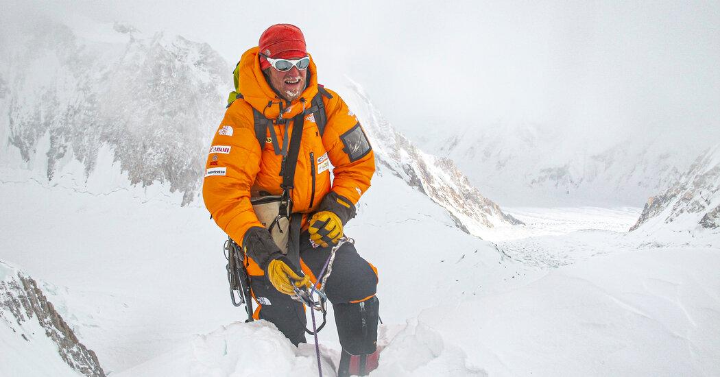Should a Mental Health Emergency Derail a Dangerous Climb?