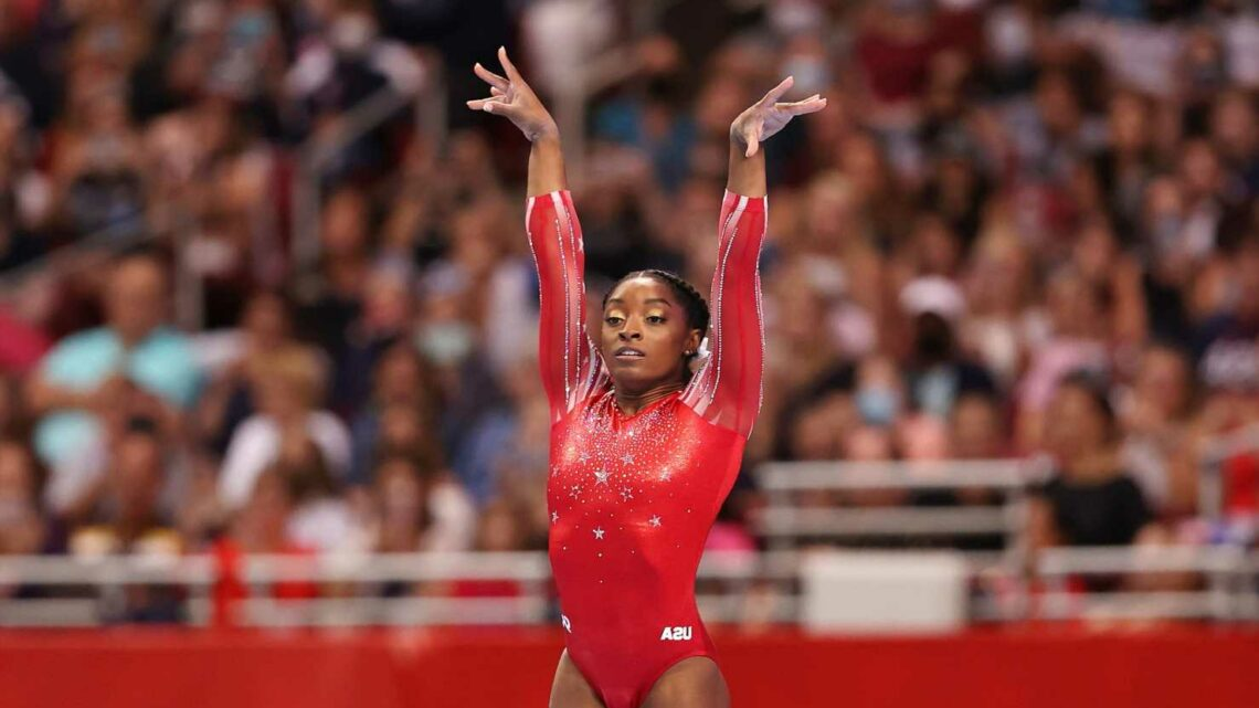 Simone Biles opens up about sexual abuse torment: 'Closest thing to death'