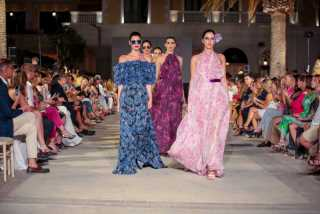 Sustainable Couture, Mega Yachts Mingle in Montenegro