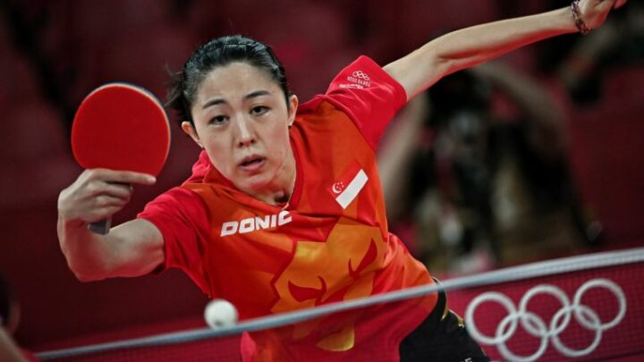 Table tennis: Tokyo 2020 is my Olympic swansong, says Singapore's Yu Mengyu