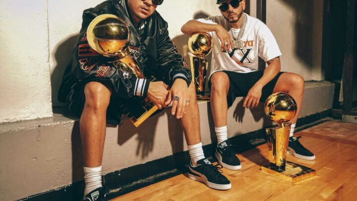 Tainy and Yandel Unveil New Streetwear Collaboration to Celebrate Release of 'Dynasty'