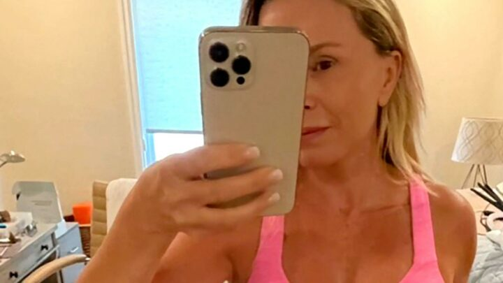 Tamra Judge Gives Update on Her Health Following Breast Implant Removal