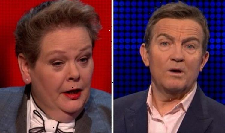 The Chase's Anne Hegerty snaps at Bradley Walsh over wrong answer 'Shut up!'