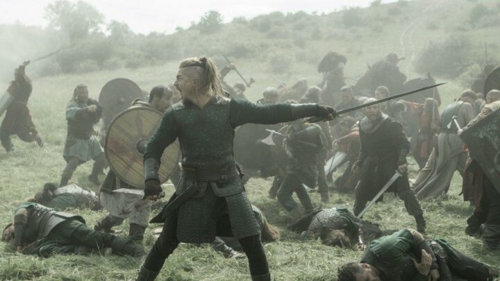 'The Last Kingdom': Cavan Clerkin (Father Pyrlig) Shared Behind-the-Scenes Content From Season 4