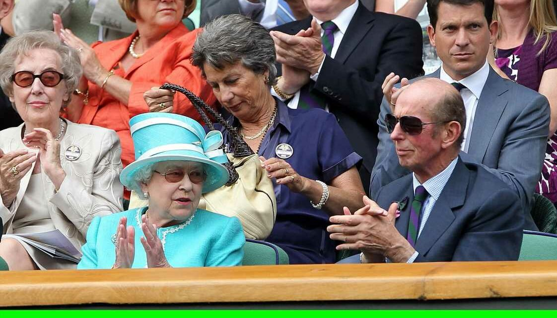 The Queen has only been to Wimbledon four times & there's an awkward reason why