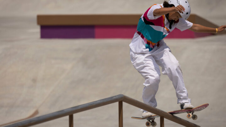 The Skateboarders Taking Over Are Among The Youngest Olympians in Tokyo