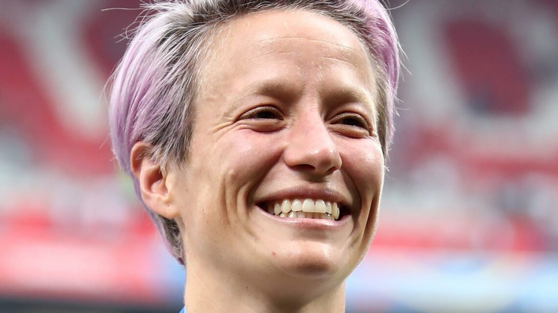 The Transformation Of Megan Rapinoe From 3 To 36