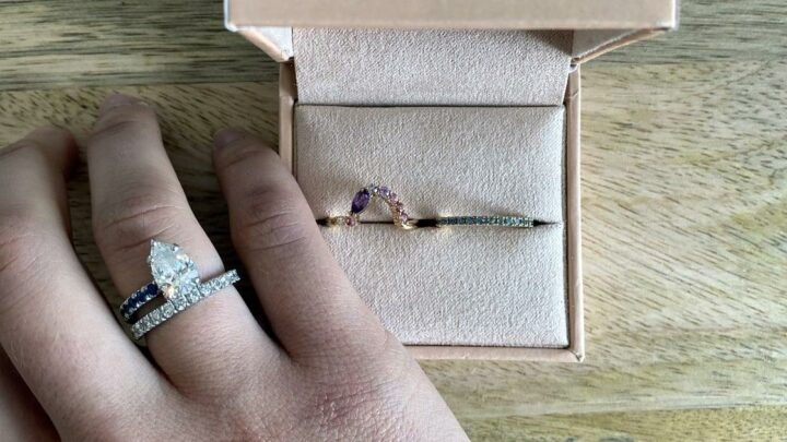 This Bespoke Jewelry Brand Helped Me Dream Up My Wedding Band From Home