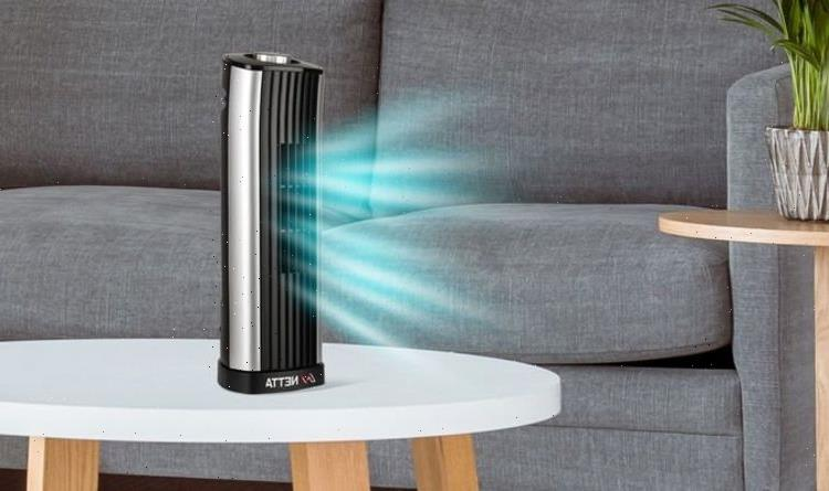 This tower fan is a 'lifesaver in the heat' – and it's less than £24