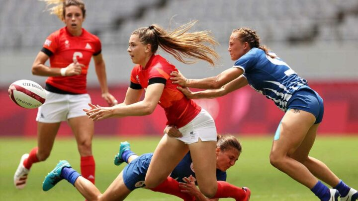 Tokyo 2020 rugby sevens fixtures and results: How long do matches last and who are Team GB women playing in Tokyo?