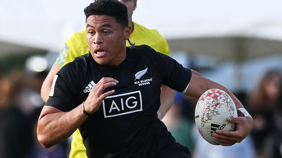 Tokyo Olympics: New Zealand sevens squads named as All Blacks winger Caleb Clarke only makes travelling reserves