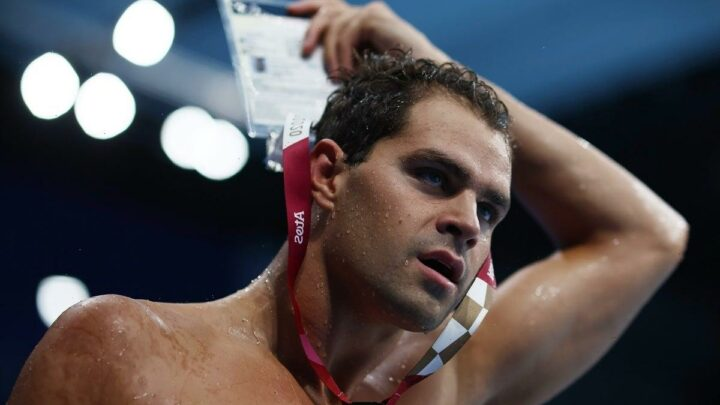 Tokyo olympics: Team USA swimmer filmed not wearing a mask after refusing to get vaccinated