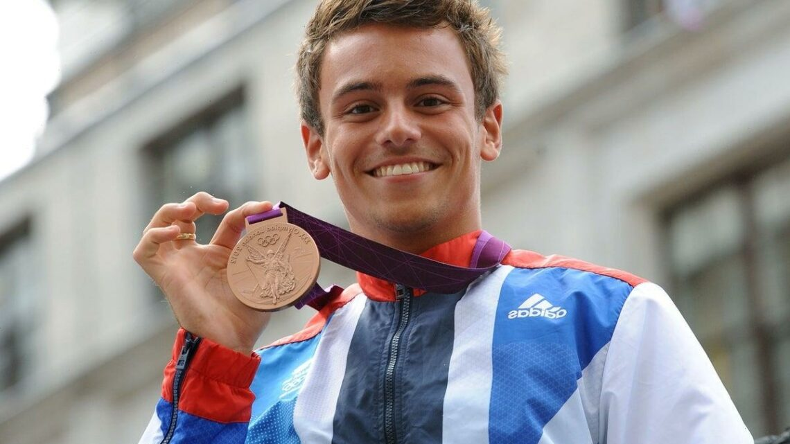 Tom Daley's diving career: From London breakthrough to Tokyo Olympics gold medal triumph