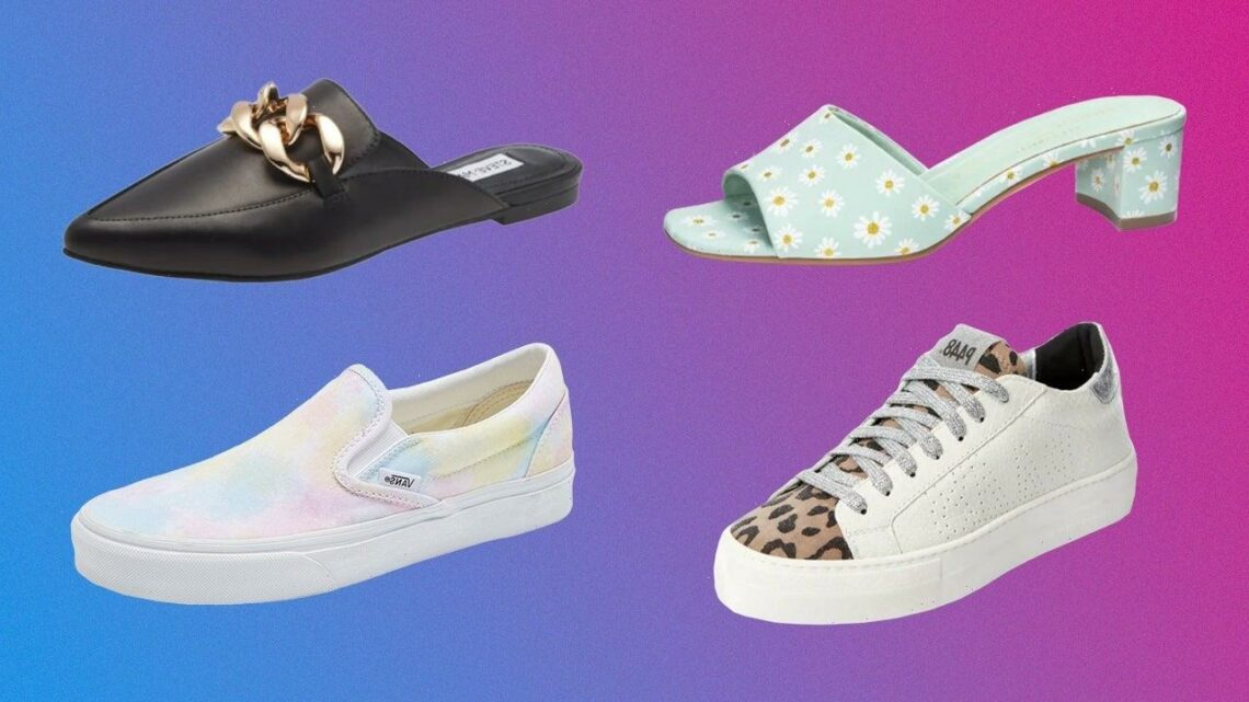 Trendy Sneakers and Shoes at Nordstrom's Anniversary Sale 2021