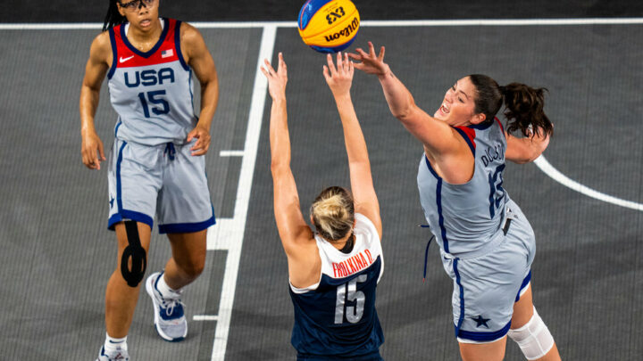 U.S. broadcast coverage on Wednesday night includes BMX racing, basketball and women's rugby
