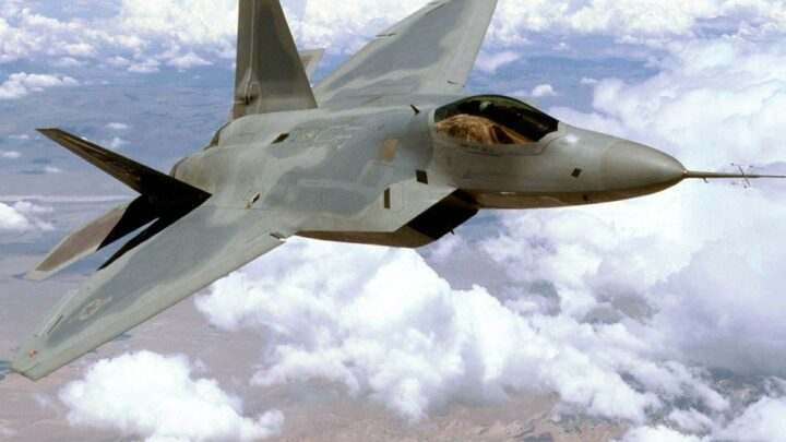 US Air Force to send dozens of F-22 Raptor fighter jets to Pacific in powerful message as tensions with China escalate