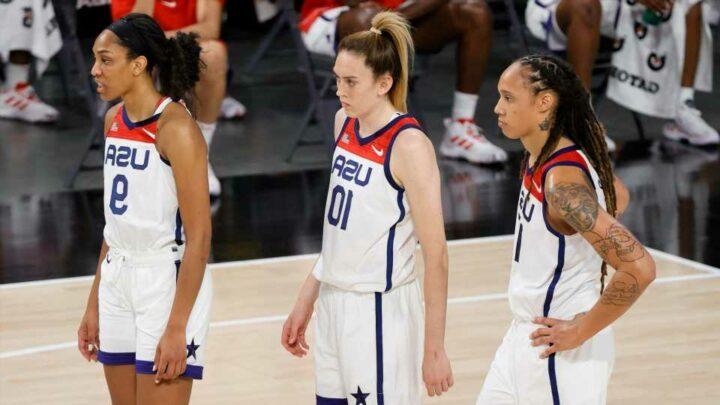 USA Olympic women's basketball roster: Sue Bird, Diana Taurasi headline star-studded team in Tokyo