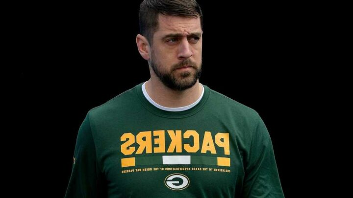 Video proof that the Packers' Aaron Rodgers nightmare is ending