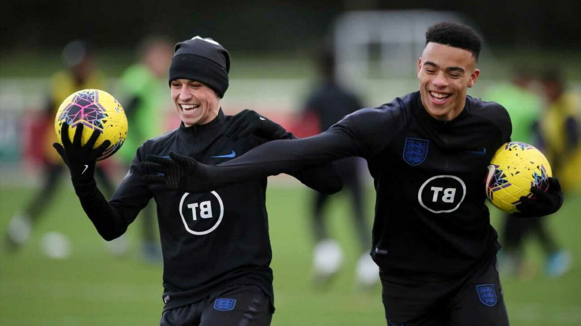 What did Phil Foden and Mason Greenwood do wrong in Iceland?